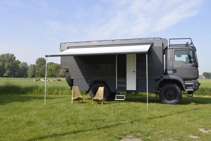 MAN camper 4x4