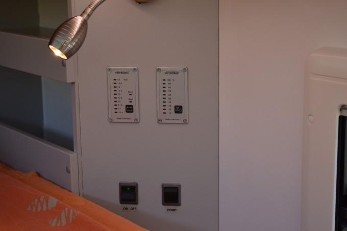 RAC230 PopUP - interieur