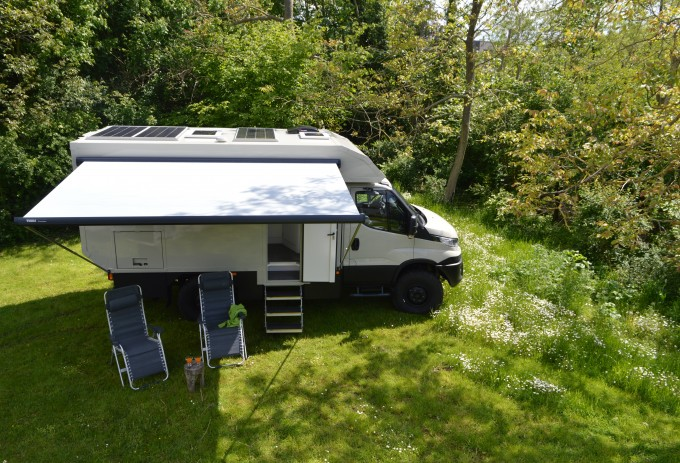 Iveco offroad - 7T
