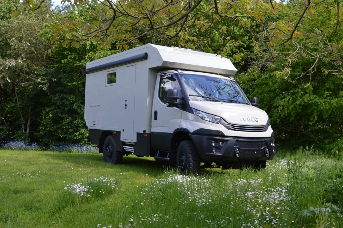 New Iveco 4x4 - 7T