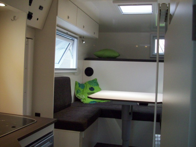 Mercedes sprinter interieur
