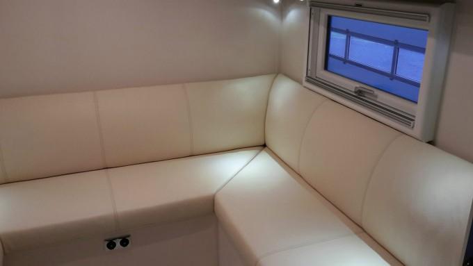 Mercedes Atego furniture