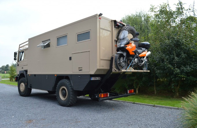 MAN 18.480 FAE motolift